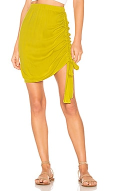 Grace Side Cinch Skirt Indah $36