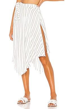 Selena Wrap Skirt Indah $132