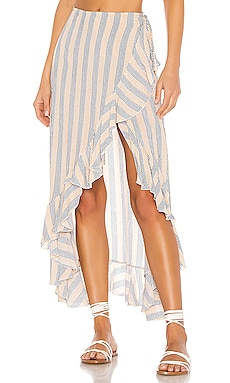Reese Wrap Skirt Indah $48