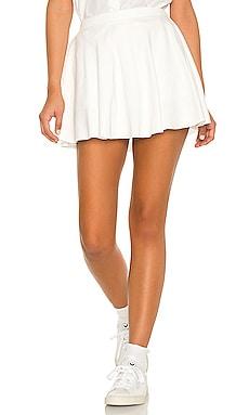 Snail Solid Tennis Skirt Indah $79 NEW