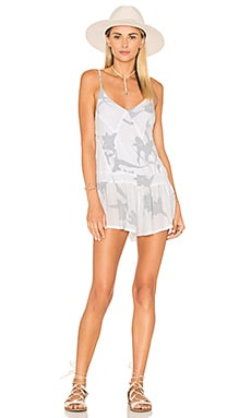 Breeze Romper en Grey Orchid