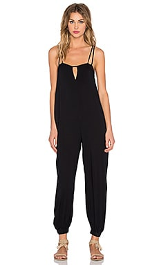 Indah Saraphin Harem Jumpsuit in Black