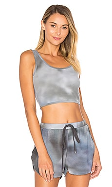 Cookie Cropped Tank in Shelterbox