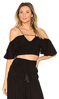 Roxy Top in Black