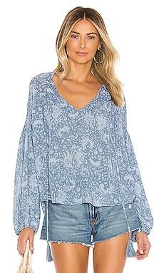 Somi Easy Oversize Summer Blouse Indah $49