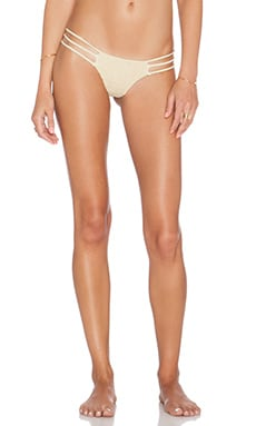 Indah Melli Bikini Bottom in Cream