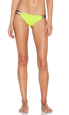 Indah Sasa Bikini Bottom in Lime