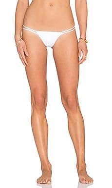 Indah Maresol Bikini Bottom in White