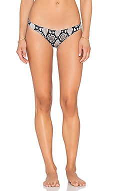 Indah Palo Printed Bikini Bottom in Python