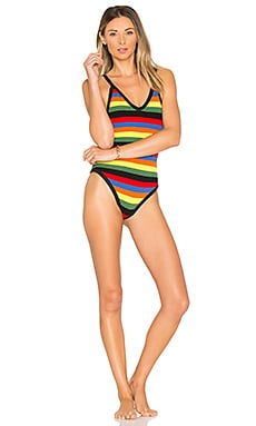Rainbow One Piece in Rainbow