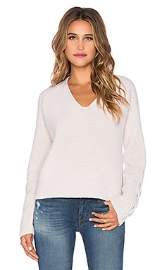 Inhabit Cashmere Luxe Chloe Sweater in Dream