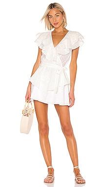 Ruffle Dress Innika Choo $160