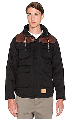 Insight Stalker Jacket in Black
