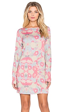 Insight Noni Dress in Melted Flower