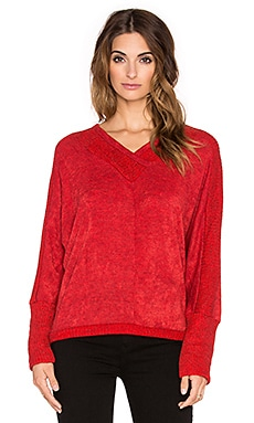 Insight Lilou Sweater in Red