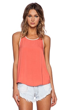 Insight Easy Cami in Coral Orange