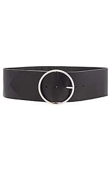 Nellisa Belt in Black