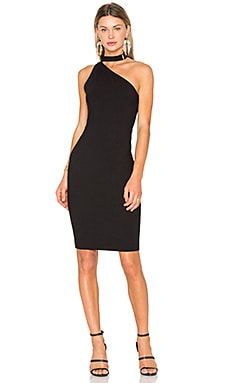 x ANJA RUBIK Solly Dress in Black