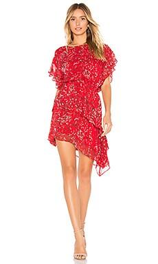 Фото - Платье blame - IRO красного цвета
