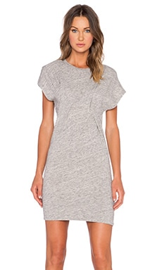 IRO Loretta Dress in Light Grey