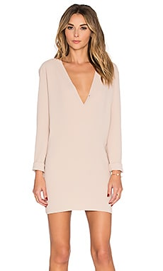 Norah Dress in Nude