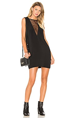 IRO Maelie Dress in Black