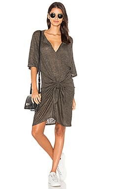 Arwen Dress in Dark Grey