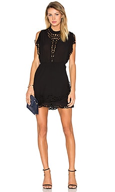 Caidy Dress in Black