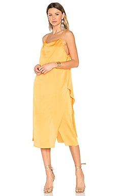 Altara Dress in Sunflower