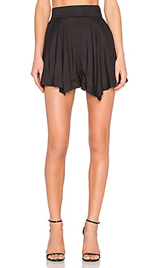 IRO Flo Shorts in Black