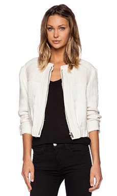 IRO Omere Jacket in Ecru