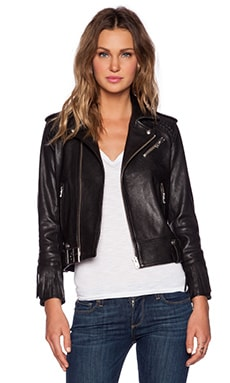 IRO Zerignola Jacket in Black