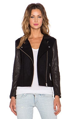 IRO Glass Jacket in Black