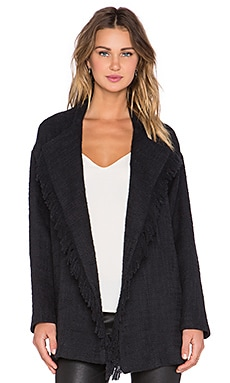 IRO Cauley Coat in Black