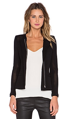 Avery Jacket in Black