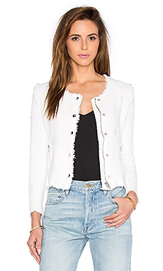 IRO Agnette Jacket in White
