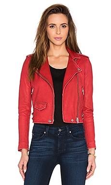 Ashville Jacket in Red