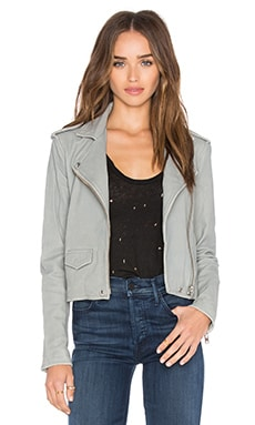 Ashville Jacket in Light Grey