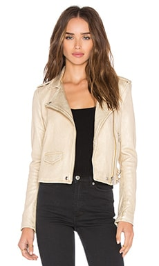 IRO Dune Jacket in Gold