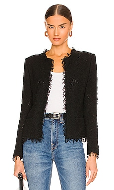 Shavani Jacket in Black