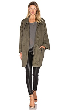 IRO Ginia Jacket in Khaki