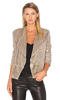 Chill Blazer in Gold