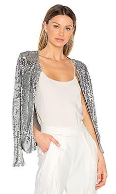 Omana Jacket in Silver