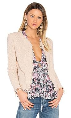 Shavani Jacket in Pink Sand