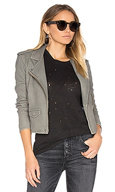 Ashville Jacket in Stone Grey