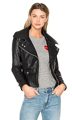 x ANJA RUBIK Julyet Jacket in Black