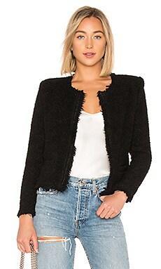 Купить Куртку strut - IRO черного цвета