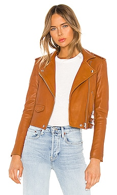 Ashville Leather Jacket IRO $1,205 Collections
