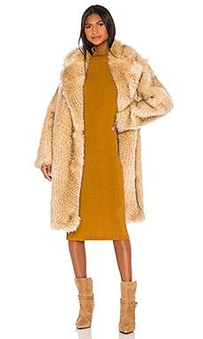 Gallega Faux Fur Coat IRO $613