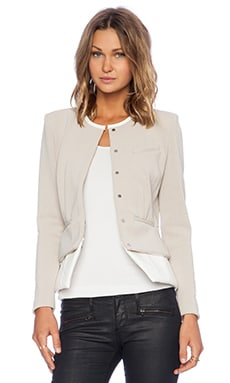 IRO Clyde Blazer in Light Grey
